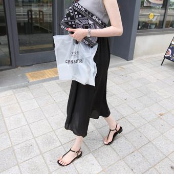 627478 - Long slit skirt
