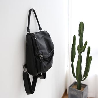 636638 - Two versions backpack bag