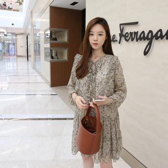 637653 - Angtu chiffon dress