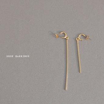 643018 - Earring drop earrings