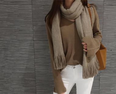 643783 - Soft scarf muffler