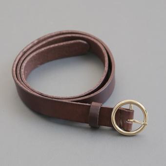 644503 - Brown belt belt