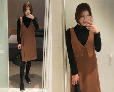 645032 - The lap belt dress