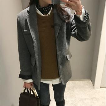 647198 - London wool jacket jacket
