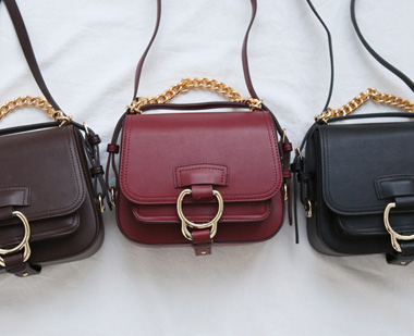 647249 - Chain buckle bag