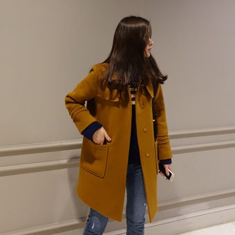 651025 - Wool Coat St.
