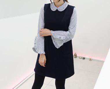 651559 - Pocket winter dress