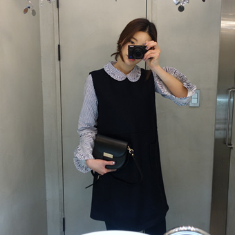 651562 - Ruffle blouse syuet