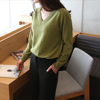 653926 - Prime Color Wool Knit