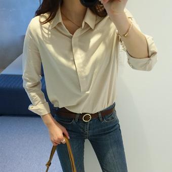 655199 - Henny basic blouse