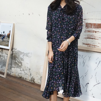 656991 - Fruit Thai dress