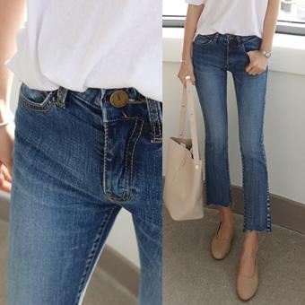 658957 - Jet cropped pants