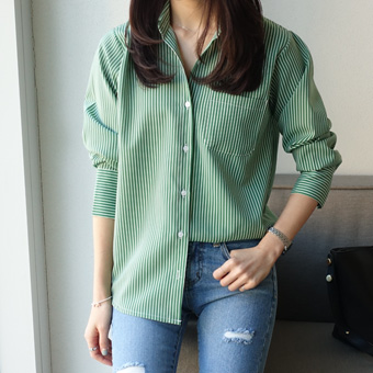 661610 - Apple mint shirt
