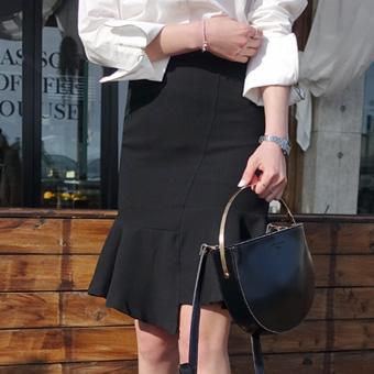 663225 - Around ruffle skirt