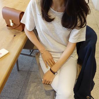 664860 - Marin Basic T-shirt