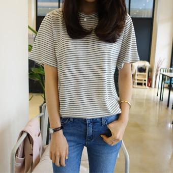665381 - Linen bag dangara T-shirt