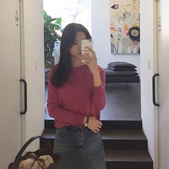 667634 - Boutique Colored Knit
