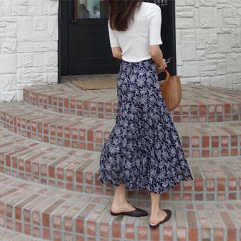 695190 - Biel wrinkle skirt