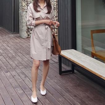 705999 - Romance shirt dress