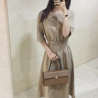 707207 - NANON CON BANDING dress