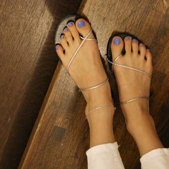 707206 - Thin string twist shoes