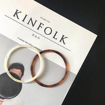 709303 - Ocean ring bangle bracelet