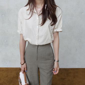 713735 - Roll-up half shirt