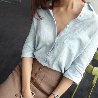 714024 - Day linen shirt