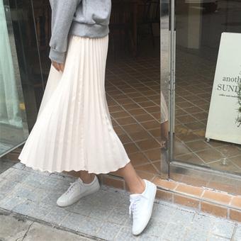 719179 - Soft wrinkle skirt