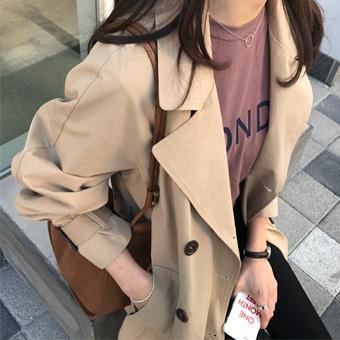 661745 - Jay trench jacket