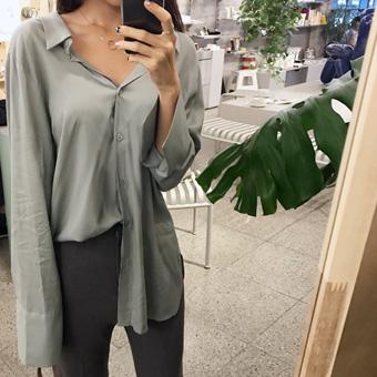 720694 - Myel ribbon blouse