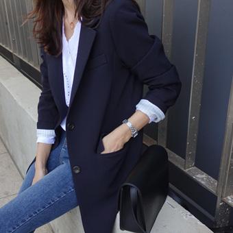 725406 - Violette long jacket