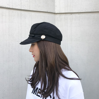 727895 - Gold hunting cap hat