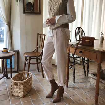 742829 - Pitch corduroy pants