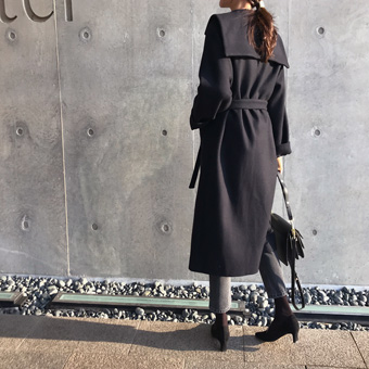 743625 - Sailor Wool Coat