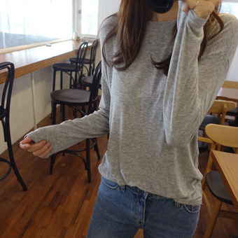 750140 - Span Silky T-shirt