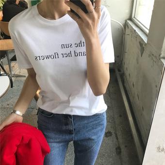 750527 - Sunflower T-shirt