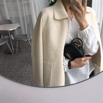 751928 - Rough tweed jacket