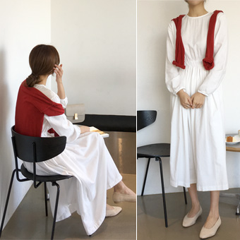 751962 - Pure cotton dress