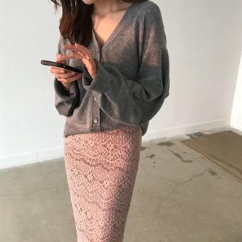 750520 - Natural Sleeve Cardigan
