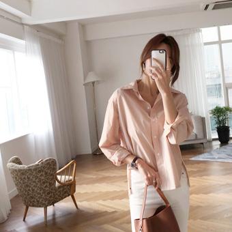 750526 - Women shirring shirt