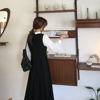 752341 - Black Rosa dress