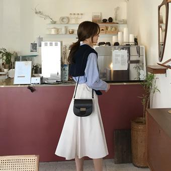 752799 - Jumpe cotton skirt
