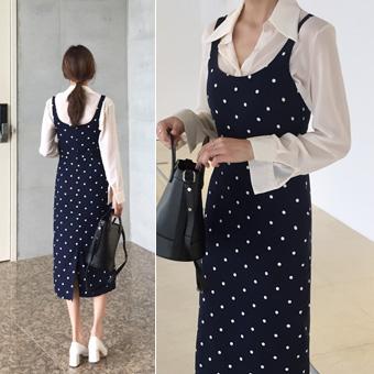 752834 - Marangovis dot dress