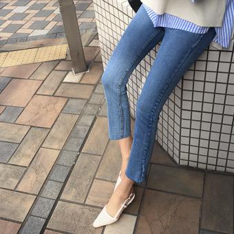 753040 - El boots cut pants