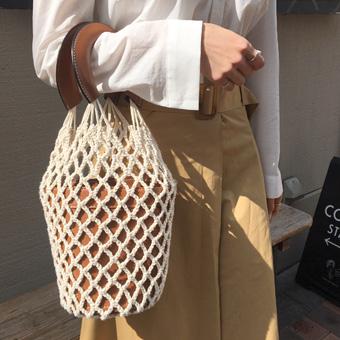 753121 - Net wood bag