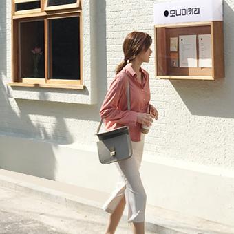 753290 - Band side slit skirt