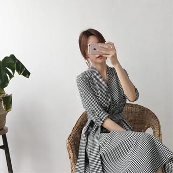 753843 - Viol strap dress