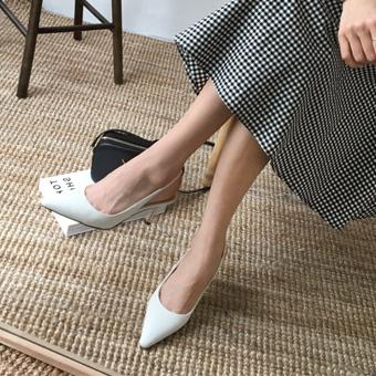 753844 - Stiletto Slingback shoes