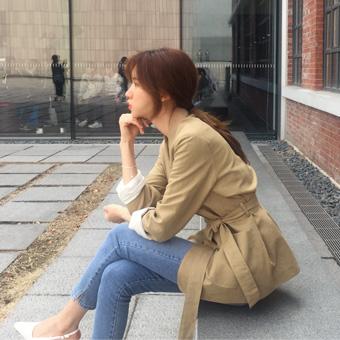 754141 - Linen marant jacket